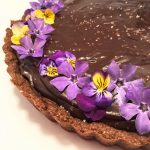 Chocolate Sea Salt Ganache Tart